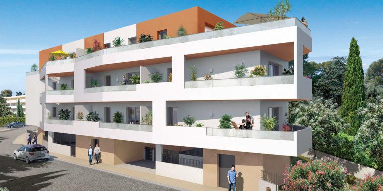 Résidence Cartagena perspective